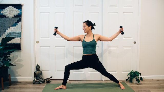 Upper Body: YogaSculpt with Allison Waldbeser