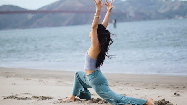 Awakening Vinyasa Flow with Allison W...