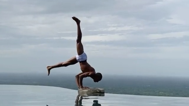 Float with Strength and Grace: ABC's of Inversions with Andrew Sealy