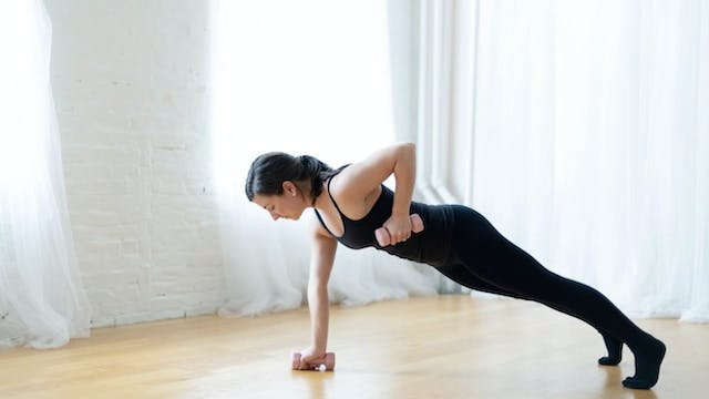 Full Body: Barre Flow with Danielle H...