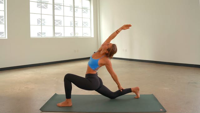 Backbends: Power Vinyasa with Kim Col...