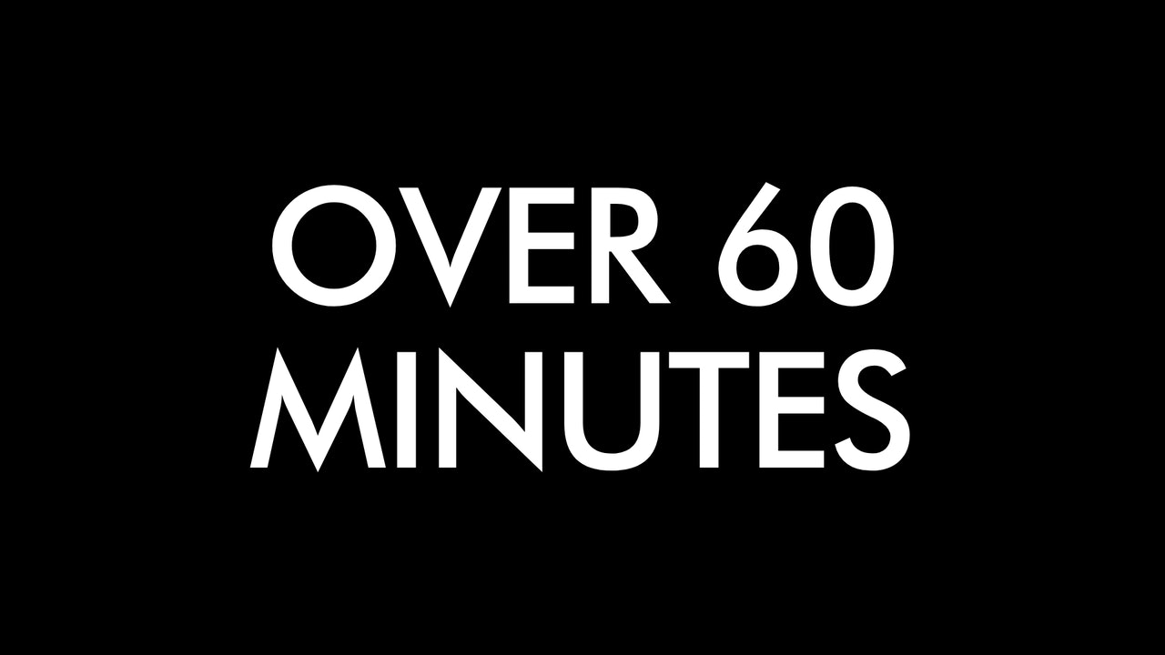 Classes Over 60 Minutes