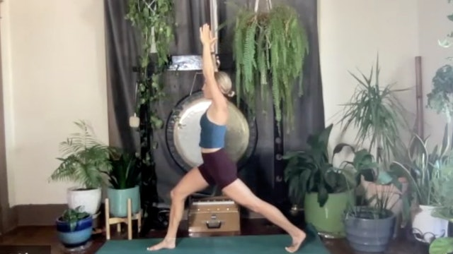 Strength and Courage: Bhakti Vinyasa with Christine Anderson (LIVE RECORDING)