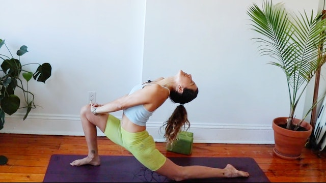 Deepen Your Backbends with Maria Margolies