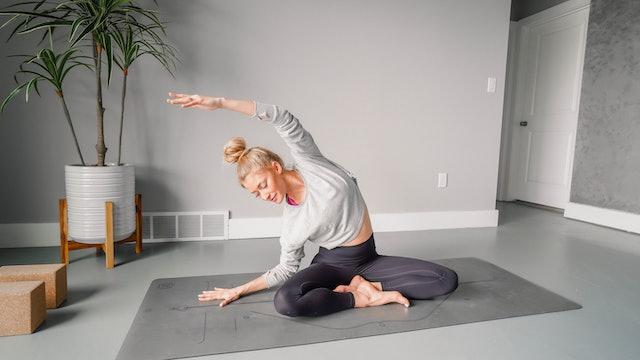 Yoga for Sleep with Mary Ochsner
