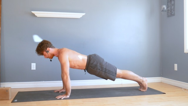 Abs and Core with Brad Terrell