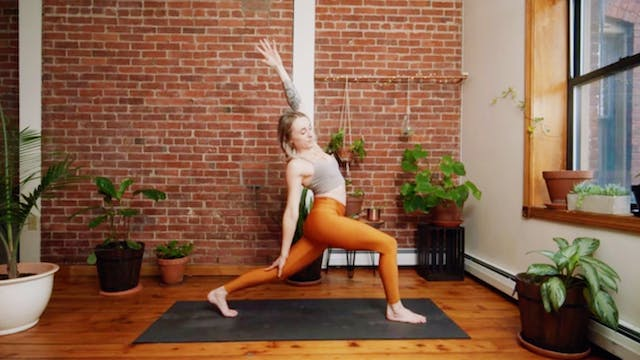 Feel Good: Glow Flow with Kaylie Daniels