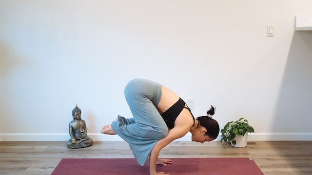 Fly into Crow: Power Flow with Allison Waldbeser