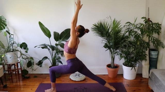 Ashtanga Yoga for Complete Beginners with Maria Margolies
