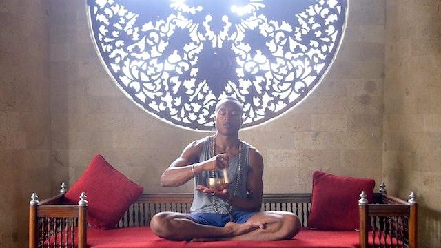 Crown Chakra: Chakra Vinyasa Series with Andrew Sealy