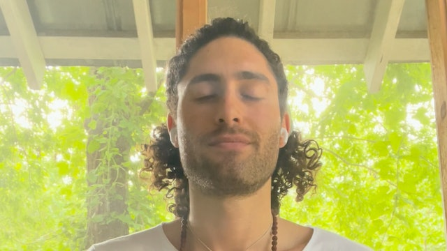 Slow Your Mind to Improve Your Life: Breathwork with Max Lowenstein