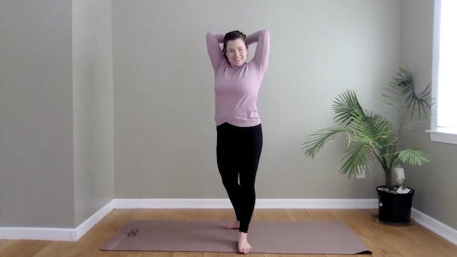 Upper Body Barre Flow with Danielle H...