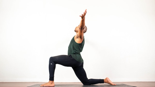 Strong Slow Flow Vinyasa and Meditation with De'andre Sinette (LIVE)