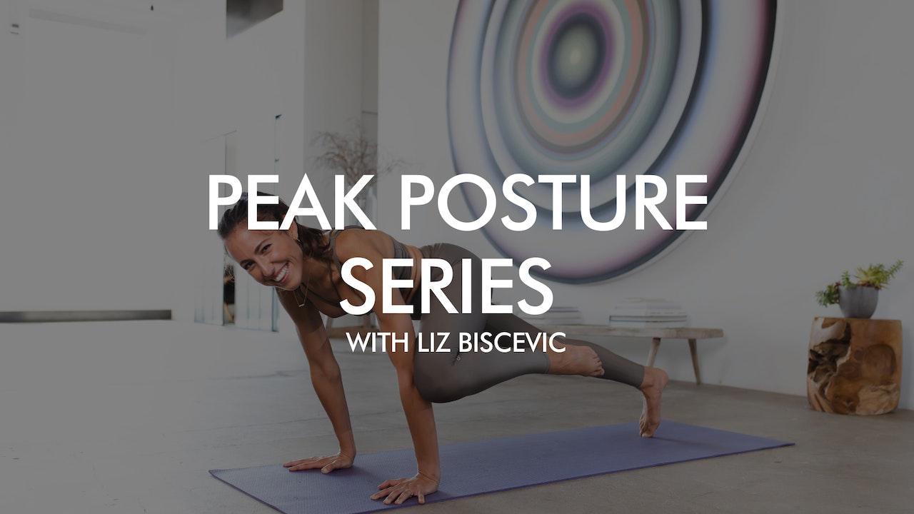 Peak Posture Series with Liz Biscevic