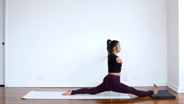 Flow Into Splits with Melini Jesudason