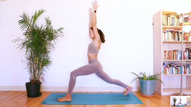 Twist and Detox Flow with Liz Biscevic (LIVE CLASS 09/24/20)