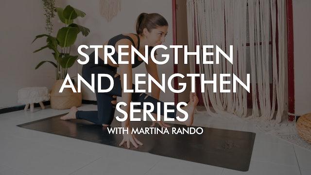 Strengthen and Lengthen Series with Martina Rando