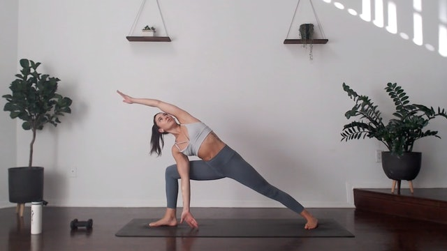 YogaSculpt: Balance and Flow (LIVE CLASS 06/27/20)