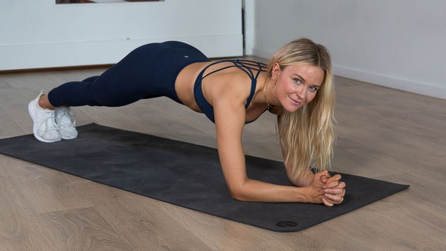 Abs and Arms: HIIT Yoga with Kate Alvarado