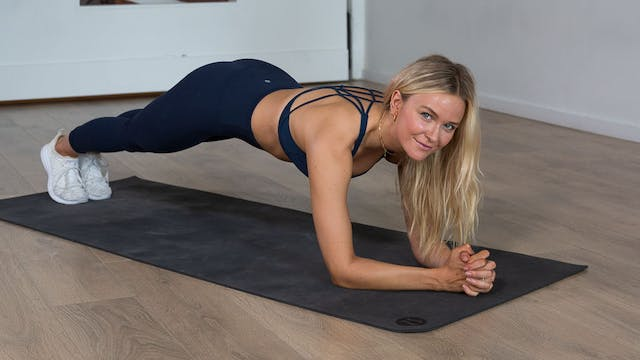 HIIT Yoga: Abs and Arms