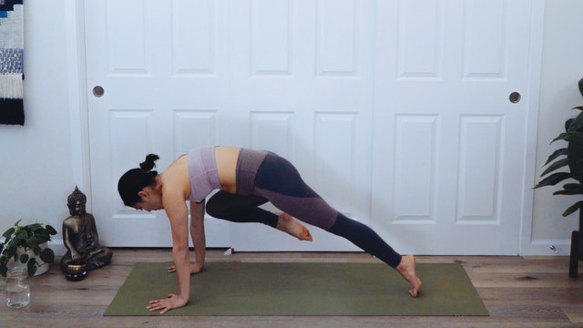 Cardio and Core: Bodyweight Sculpt with Allison Waldbeser