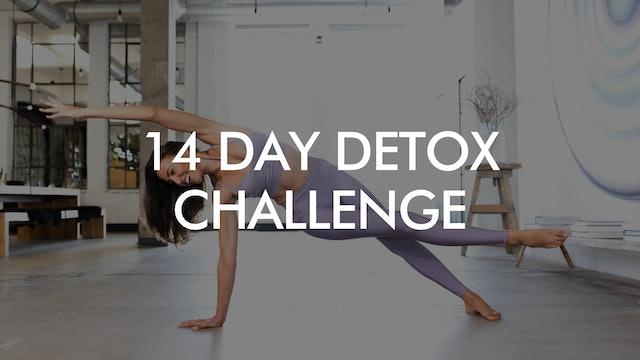 14 Day Detox Challenge