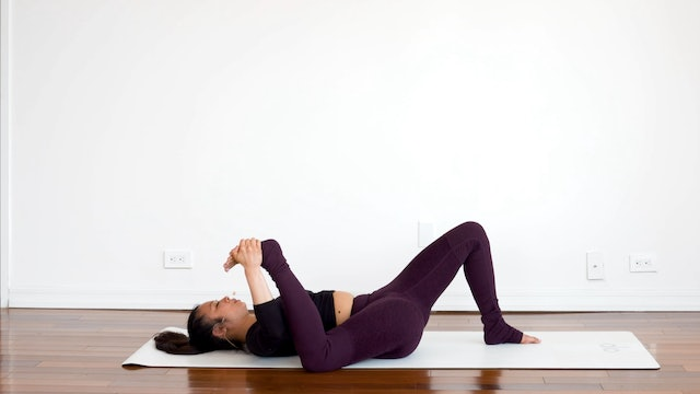 Active Recovery Stretch with Melini Jesudason