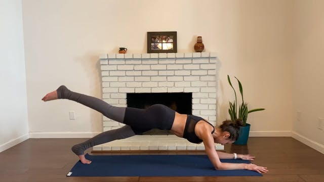 Quick Arms + Abs with Liz Biscevic