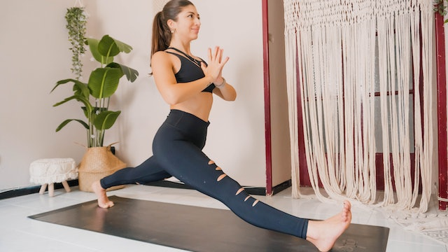 Hamstrings and Hips: Strengthen and Lengthen Series with Martina Rando