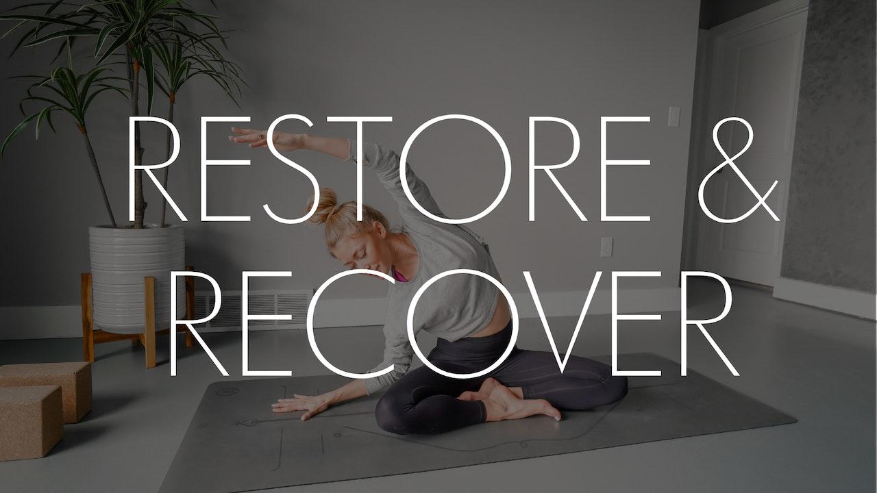 Restore & Recover