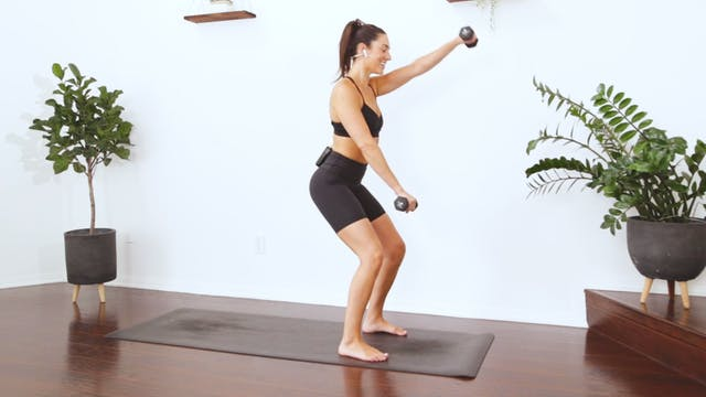 Chest and Back: YogaSculpt with Missy...
