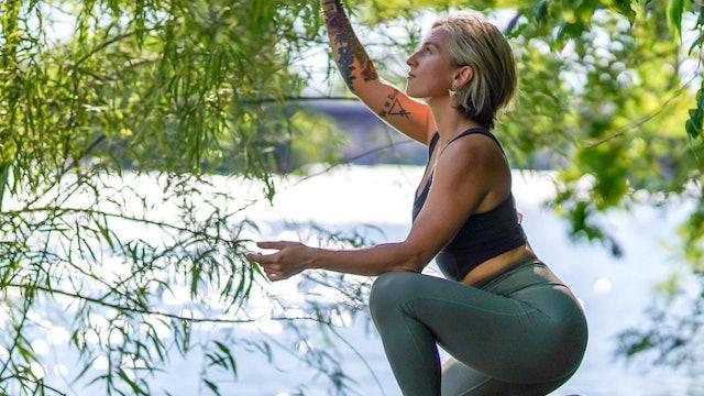 Inner Strength: Bhakti Vinyasa with Christine Anderson (LIVE)