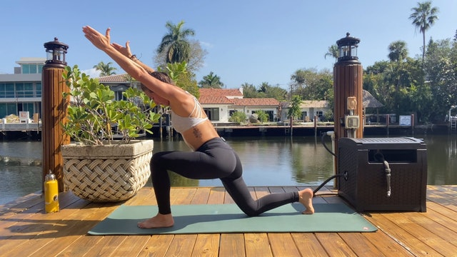 Full Body: Mobility Quicky Flow with Kim Colletti