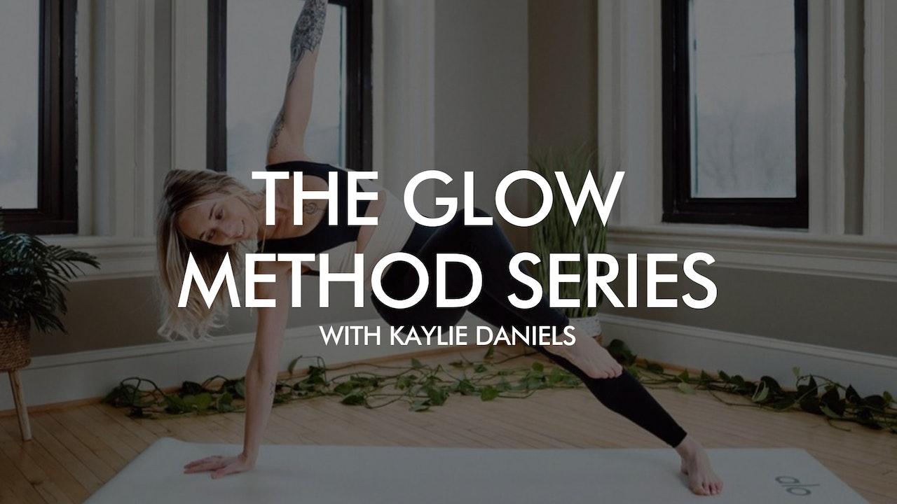 The Glow Method Series by Kaylie Daniels