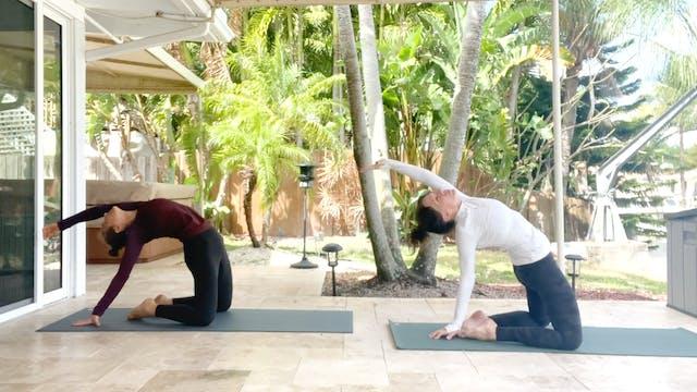 Open Heart, Open Hips: Mobility Vinya...