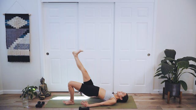 Glute and Legs: Sculpt with Allison W...