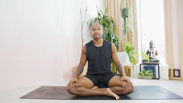 Yoga Nidra with Deandre Sinette