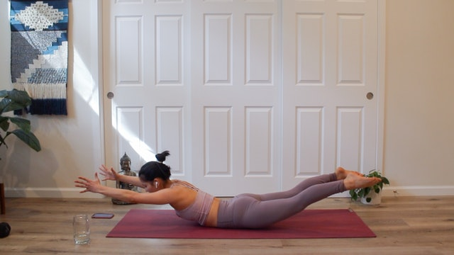 Back and Core: Bodyweight Sculpt with Allison Waldbeser