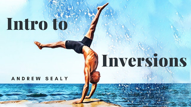 Intro to Inversions Flow with Andrew Sealy
