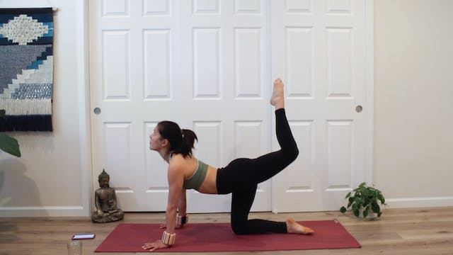 Full Body Sculpt with Allison Waldbeser