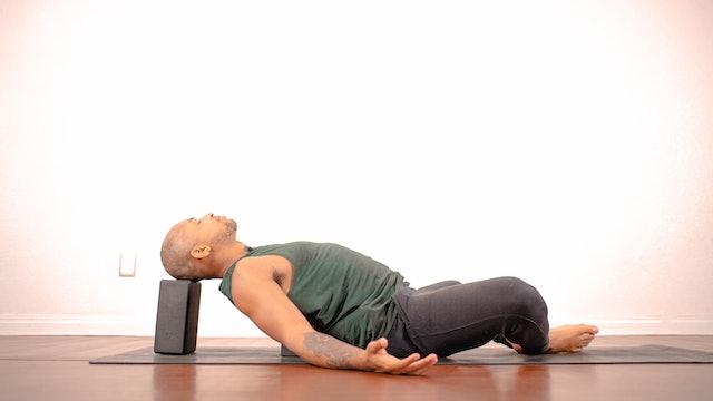 Deep Yin: Shoulder & Upper Back