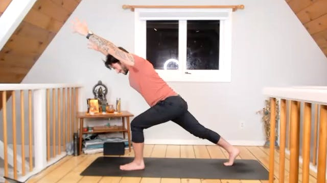 Finding Balance: Bhakti Flow with Pet...