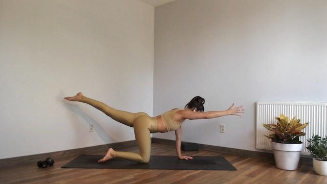 YogaSculpt: Full Body Tone (LIVE CLASS 08/15/20)
