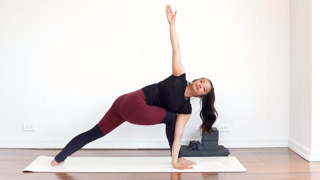 Side Stretches and Twists
