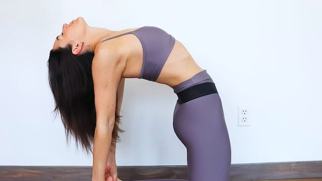 Heart Opening Vinyasa Flow with Missy...