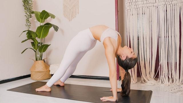Wheel Pose: Posture Breakdown with Martina Rando