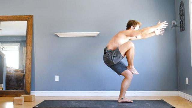 Wrist-Free Flow: Get Balanced