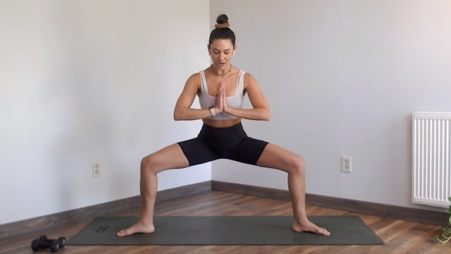 YogaSculpt: Low Impact with Missy (LIVE CLASS 08/01/20)