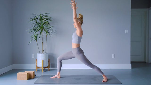 Sun Salutation B: 14 Days of Yoga for...