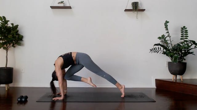 Full Body Tone: YogaSculpt with Missy...